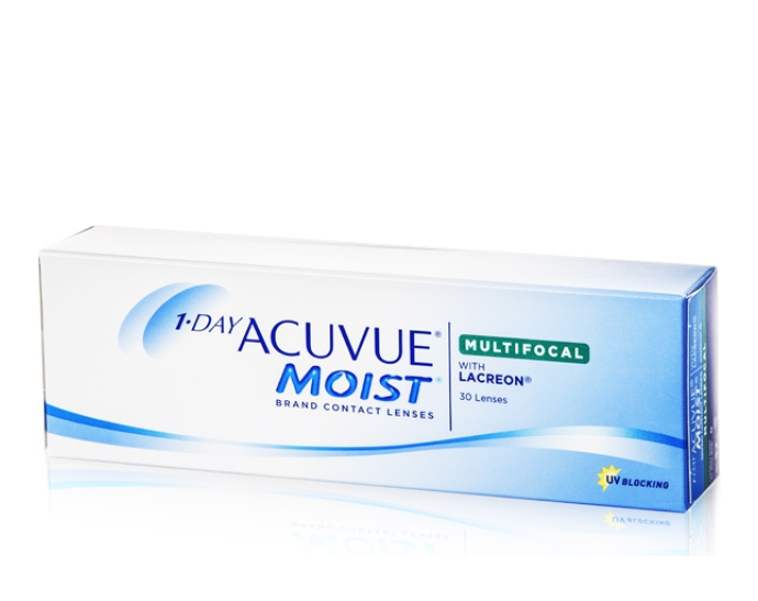 3066d3a2f4446 1-Day Acuvue Moist Multifocal - 30 pack